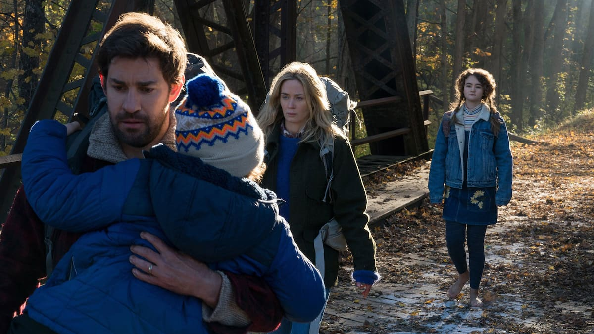 A Quiet Place Emily Blunt and John Krasinski almost didnt