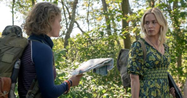 A Quiet Place Part II becomes the highest grossing premiere of the pandemic | Tomatazos