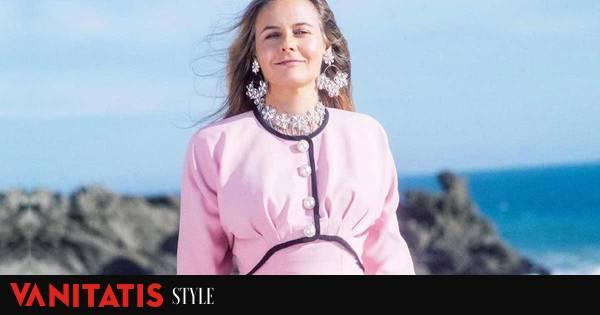 Alicia Silverstone reinforces the nostalgic trend with Rodarte