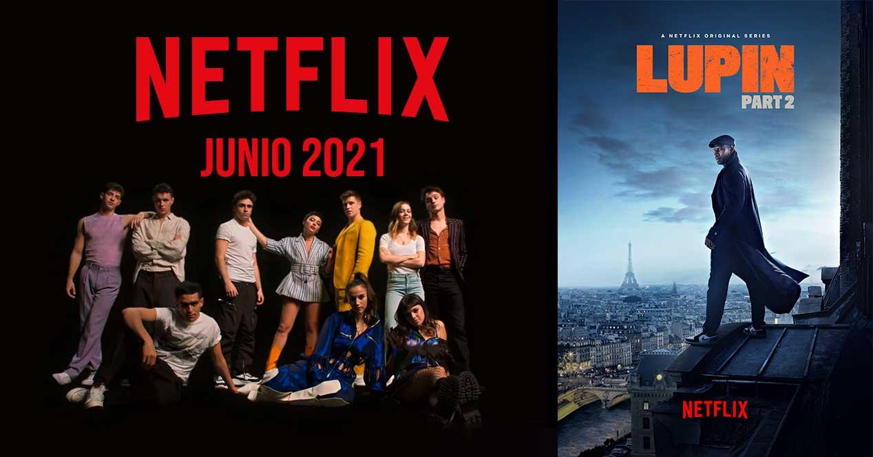 All the movies and series that arrive on Netflix Spain