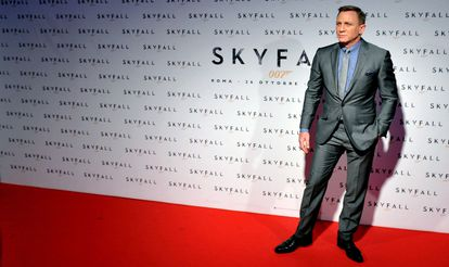 Actor Daniel Craig plays James Bond, one of MGM's most valuable franchises.