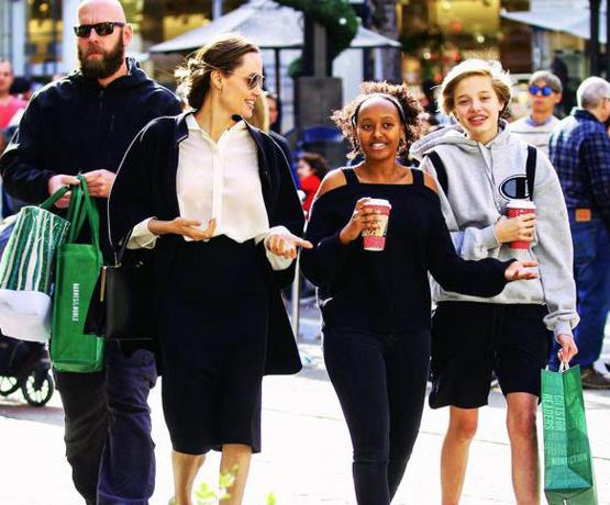 Angelina Jolie beyond her movies