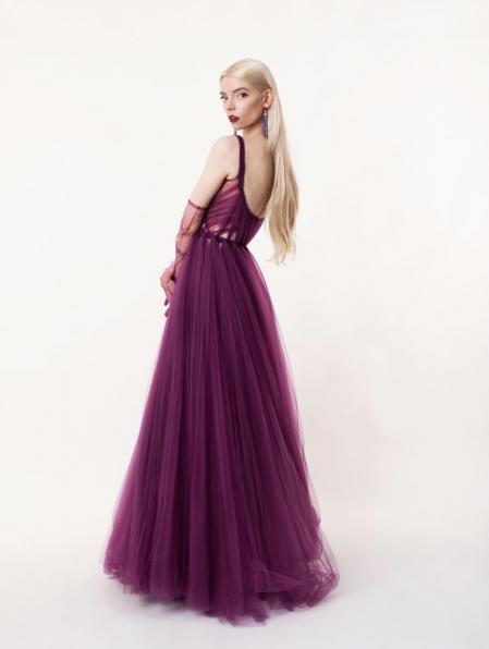 Anya Taylor-Joy at the Critics Choice Awards virtual red carpet