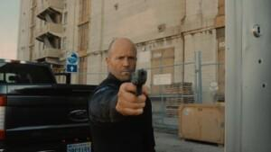 'Awaken the Fury': Jason Statham and his perfect aim star in this EXCLUSIVE preview of the new Guy Ritchie