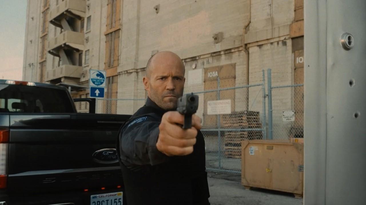 Awaken the Fury Jason Statham and his perfect aim star