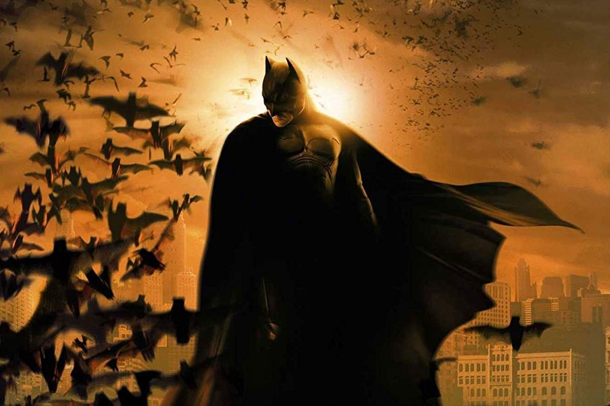Batman Begins: while auditioning for the title role, Cillian Murphy (The Scarecrow) was under no illusions