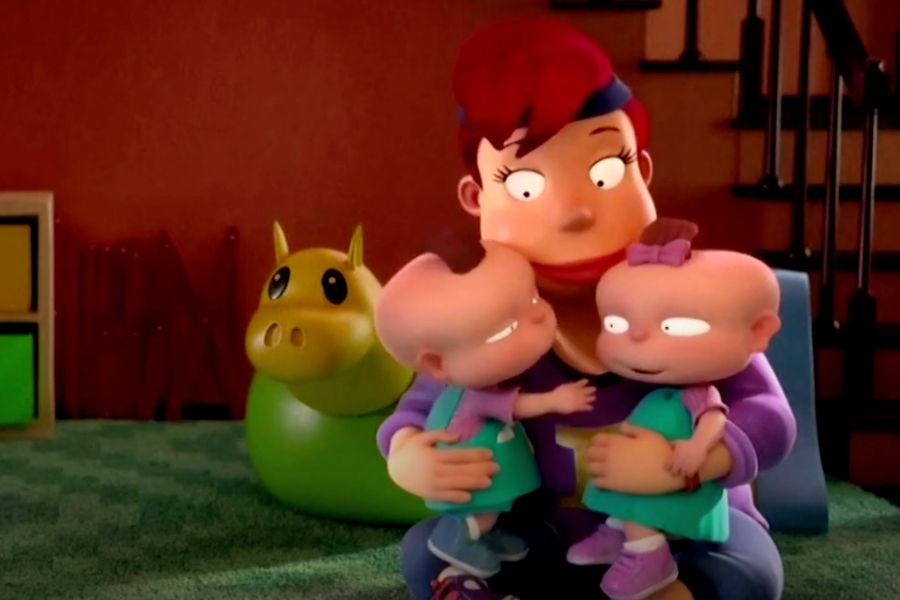 Betty, Phil and Lil's mom, will be openly gay in the new Rugrats series - La Tercera