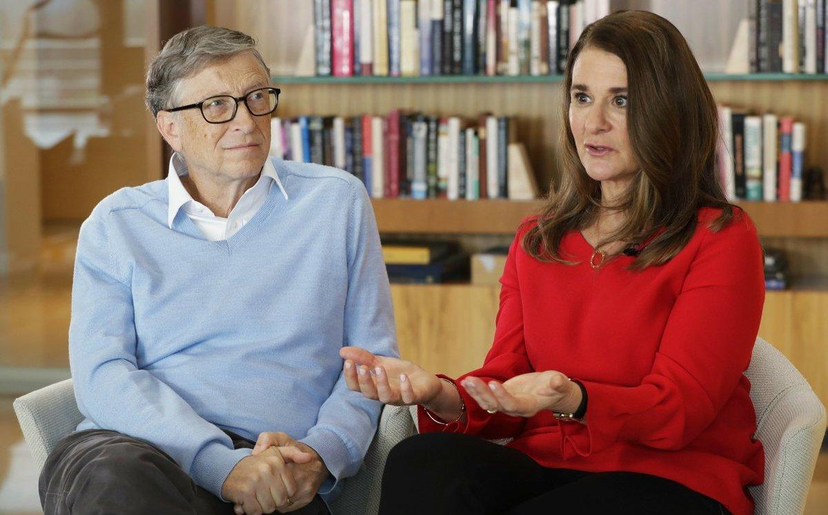Bill Gates. Reveal questionable behavior prior to divorce