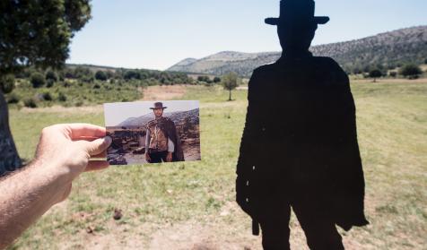 Burgos de cine: the Francoist army that escorted Clint Eastwood to Amazon's 'El Cid'
