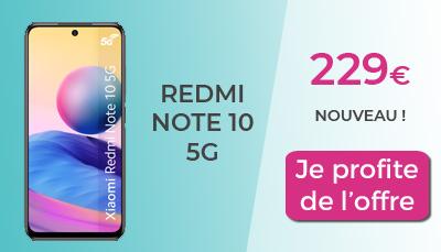 new redmi note 10 5G