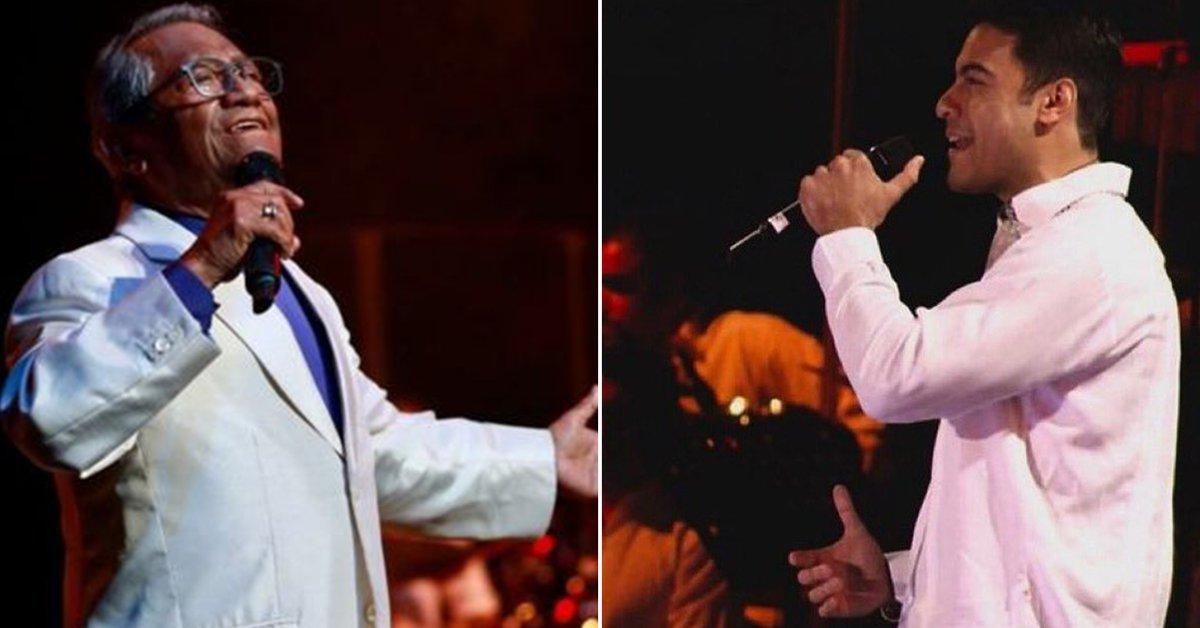 "Carlos Rivera shared the video for ""Still"", a song he recorded with Armando Manzanero"