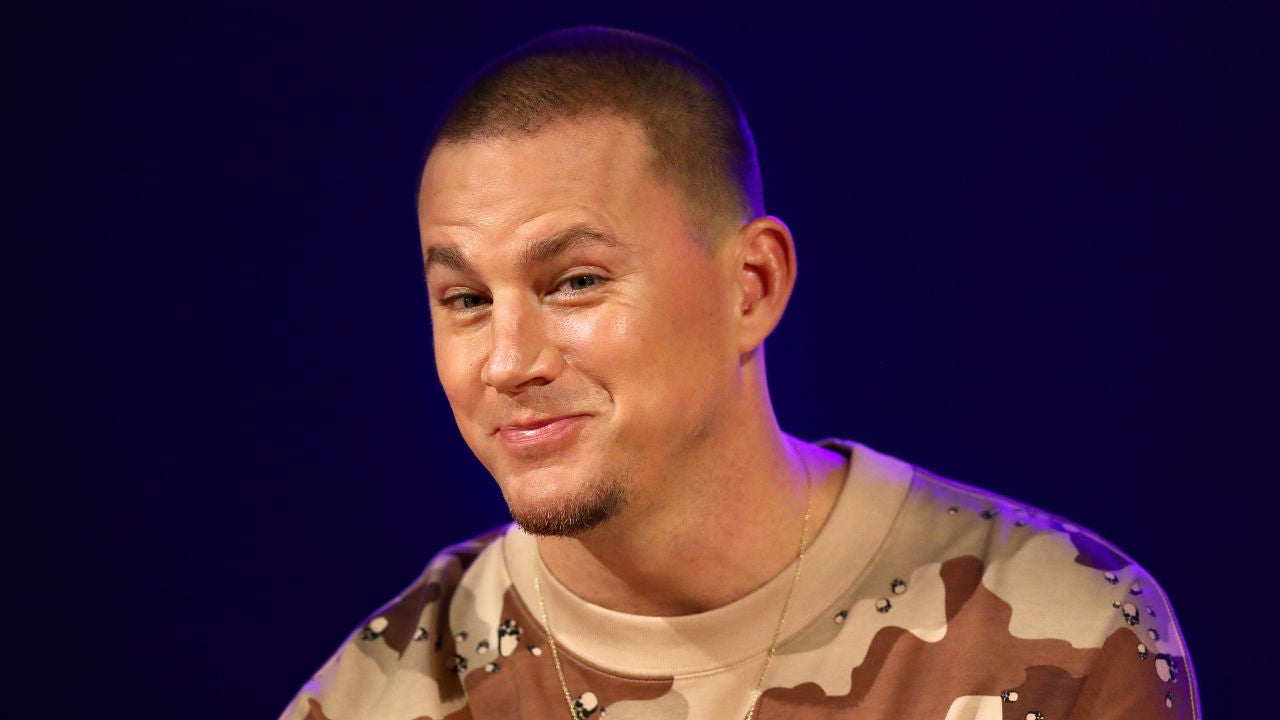 Channing Tatum talks about all the nonsense he has done