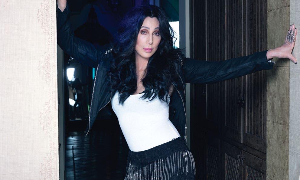 Cher turns 75