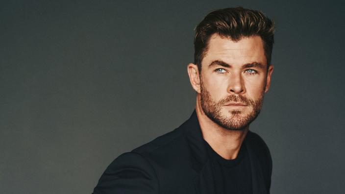 Chris Hemsworth a committed new face of BOSS