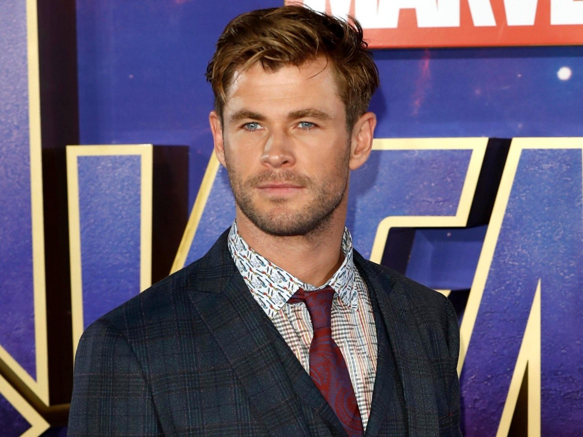 Chris Hemsworths funny disappointment when he found out what his