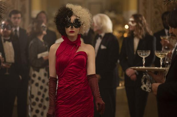 "Oscar-winning actress Emma Stone stars in new Disney movie ""Cruella"". (Photo: Disney)"
