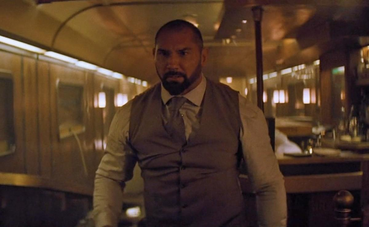 Dave Bautista shares his disappointing experience filming Specter