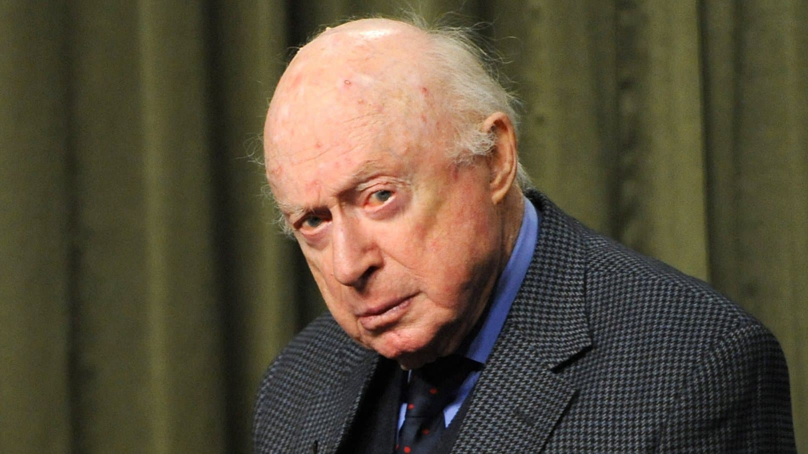 Death at 106 of Norman Lloyd actor in Alfred Hitchcock