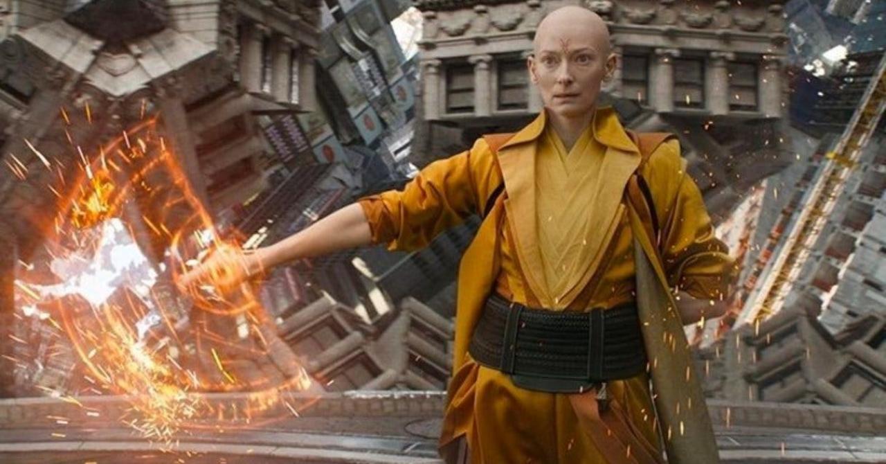 Doctor Strange Kevin Feige regrets having whitewashed The Elder by