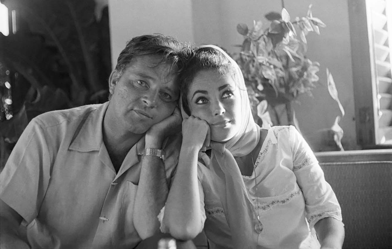Elizabeth Taylor Richard Burton furious love
