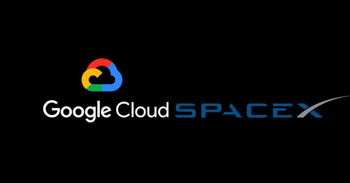 Elon Musk teams up with Google: SpaceX will use the tech giant's cloud for its satellite internet