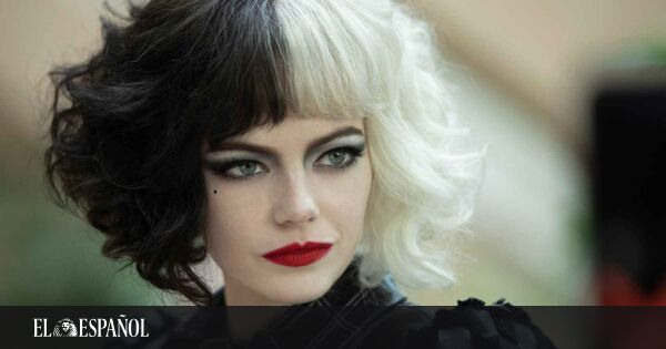 """Emma Stone, a Cruella for the new generation: """"She is an empowered punk villain"""""""