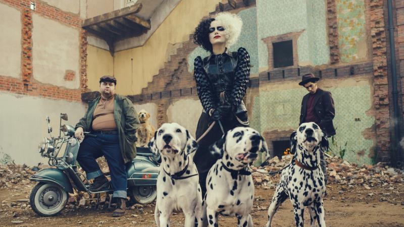Emma Stone as Cruella and the new Guy Ritchie lead