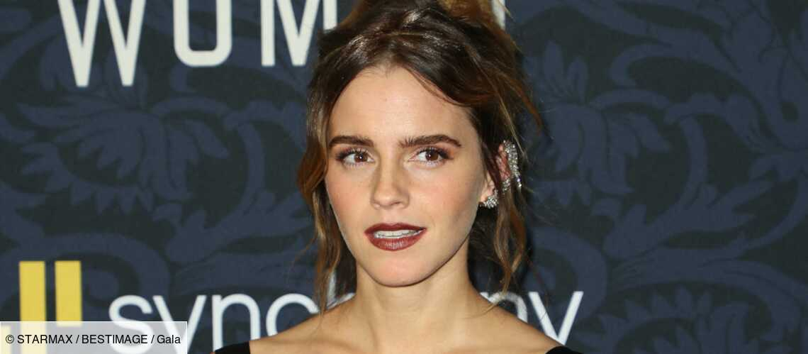 Emma Watson at the heart of rumors about her private life, she gets annoyed - Gala
