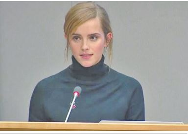 Emma Watson comes out of her silence and sends an explicit message to her fans