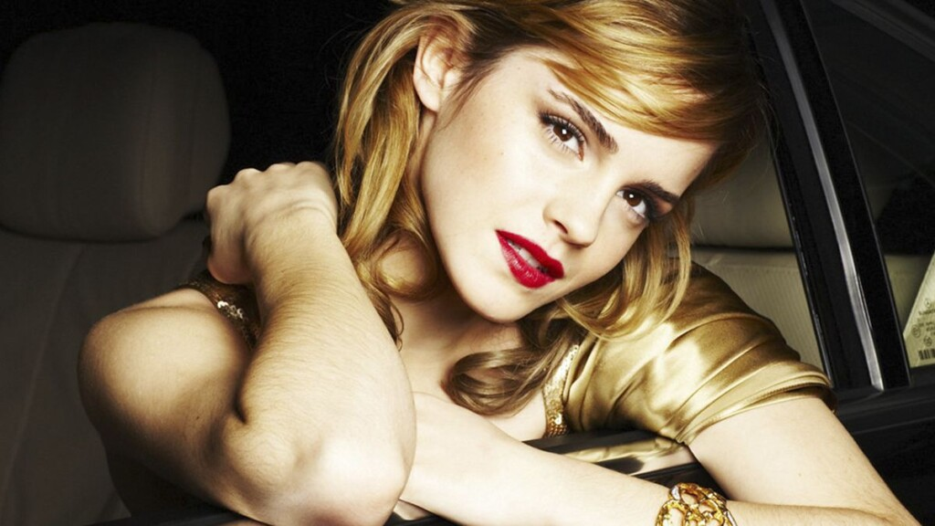 Emma Watson explodes after nine months of silence and puts