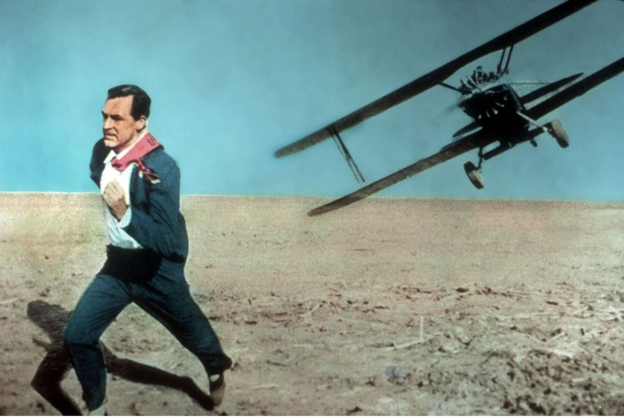 """""""Death on the trail"""" and its mythical scene. [MGM - Collection ChristopheL via AFP]"""