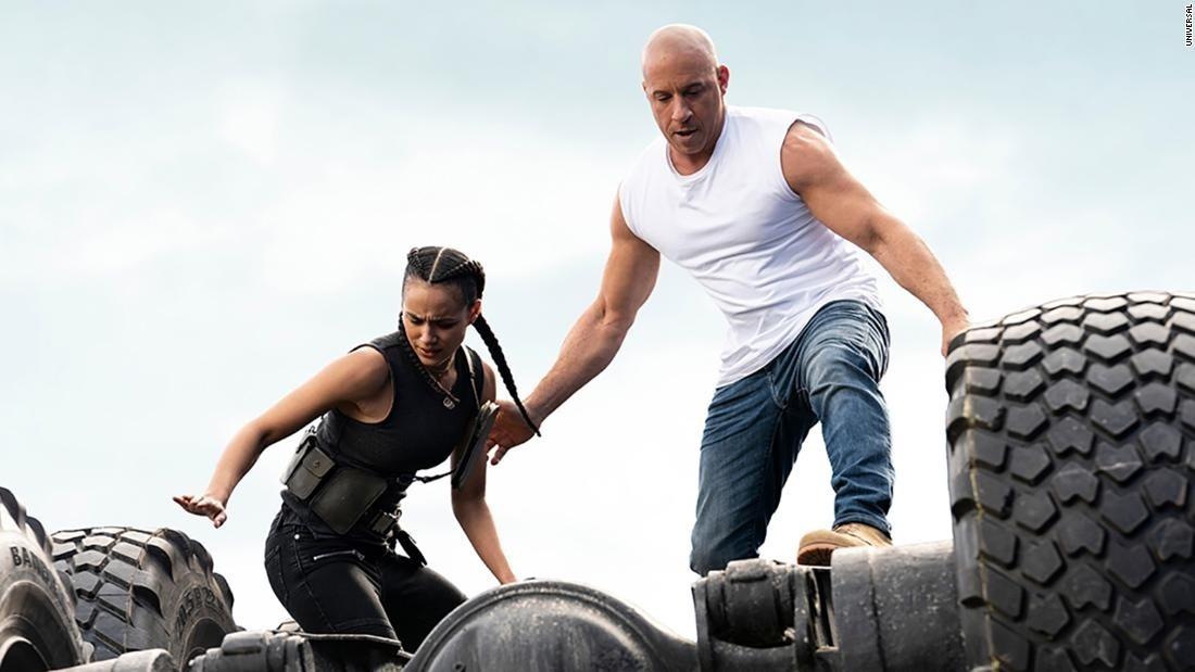 Fast Furious achieves the biggest premiere of the pandemic