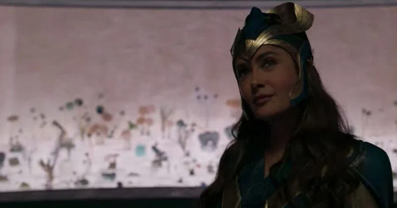 First trailer for 'Eternals' released with Salma Hayek and Angelina Jolie