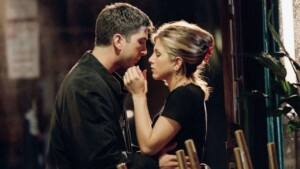 'Friends': Jennifer Aniston and David Schwimmer had a crush on each other, why couldn't theirs be?