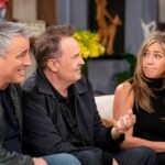 Friends: Matthew Perry's appearance and performance in the reunion special episode