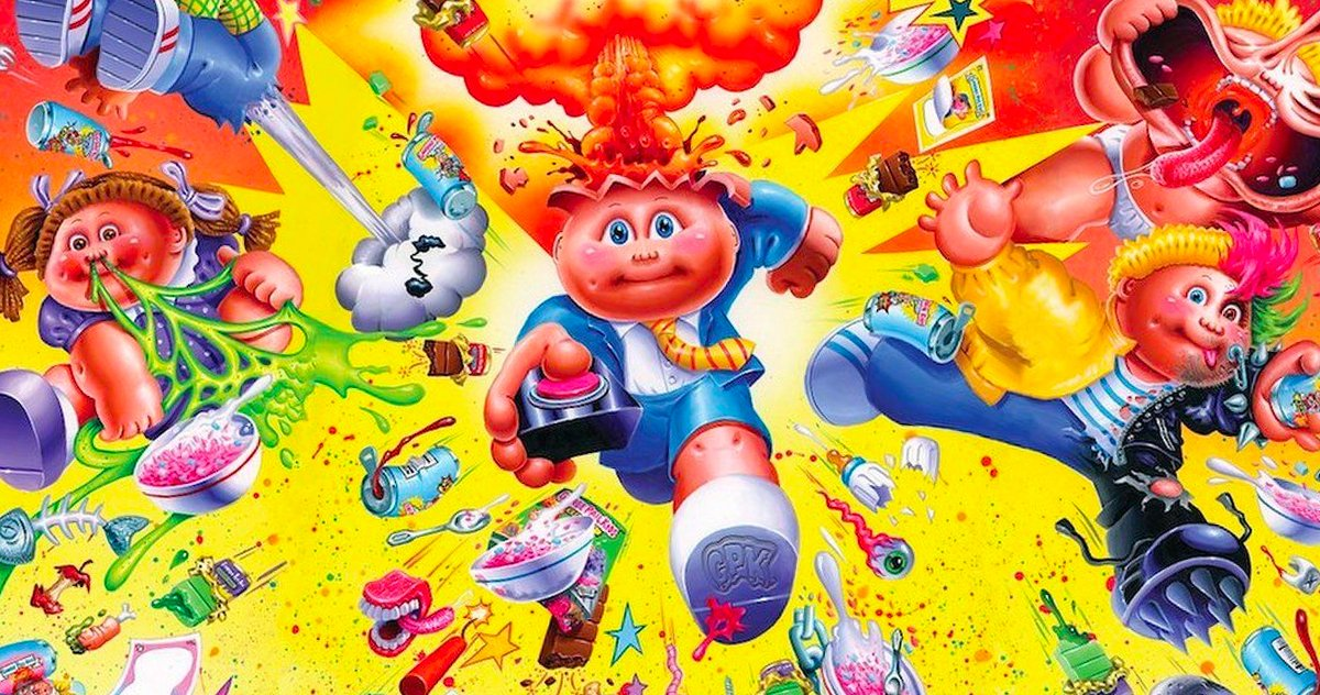 Garbage Pail Kids Animated Series Comes To HBO Max From