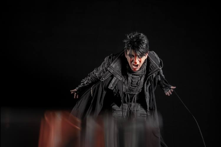 Gary Numan releases new album and announces a concert in