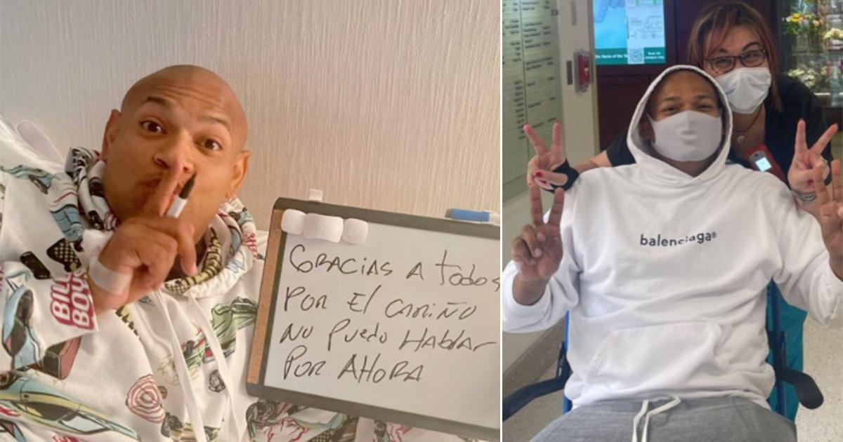 Gente de Zona manager explains why Alexander Delgado underwent surgery