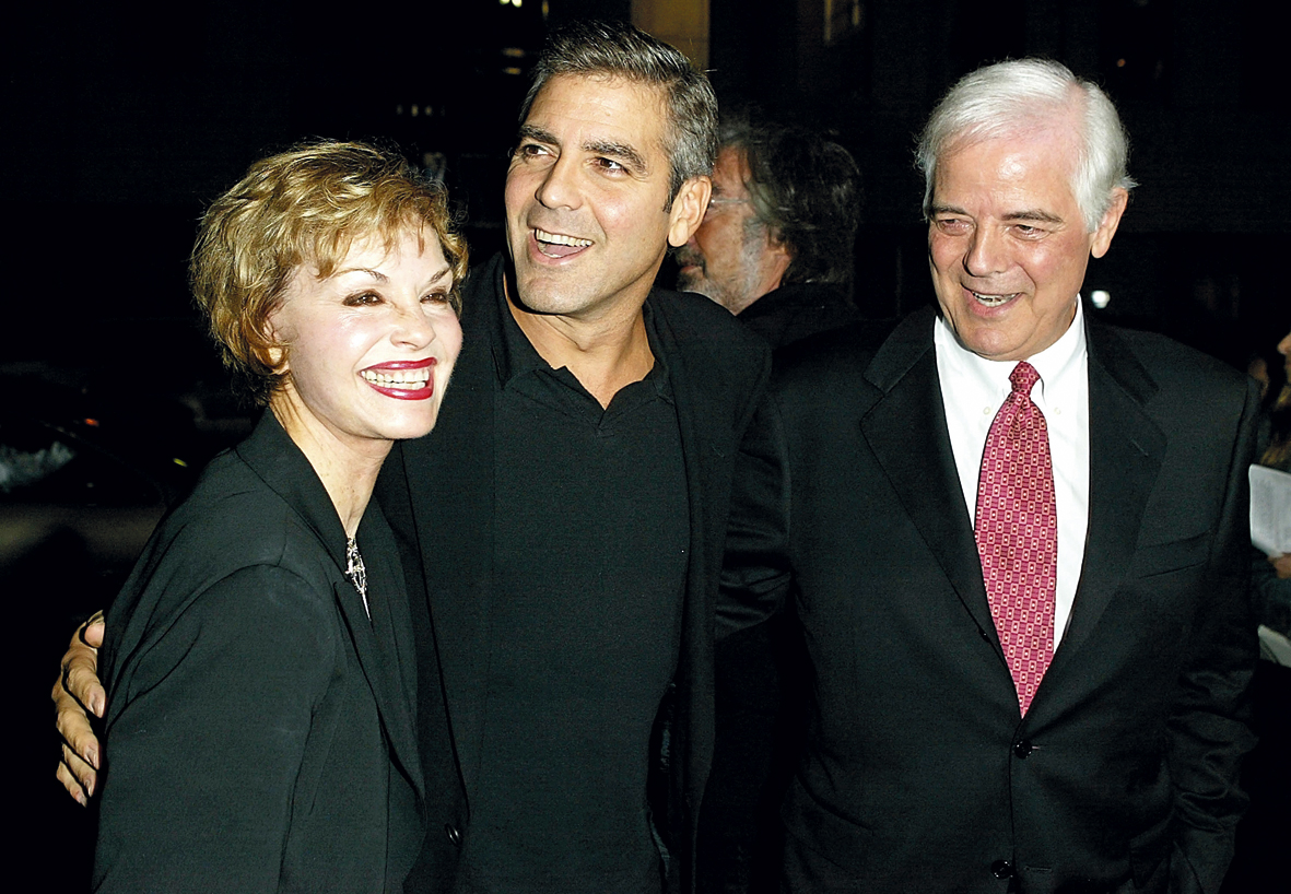 George Clooney turned 60 ten days in the life of