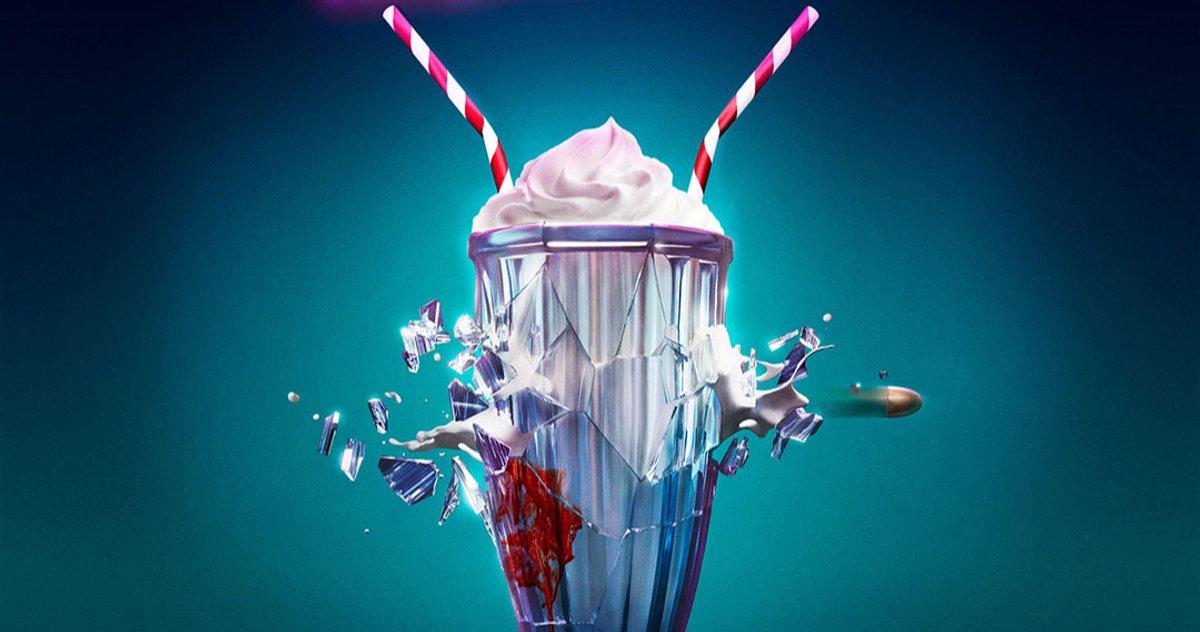 Gunpowder Milkshake Teaser Pictures and Poster Bring Karen Gillan's Killer to Netflix
