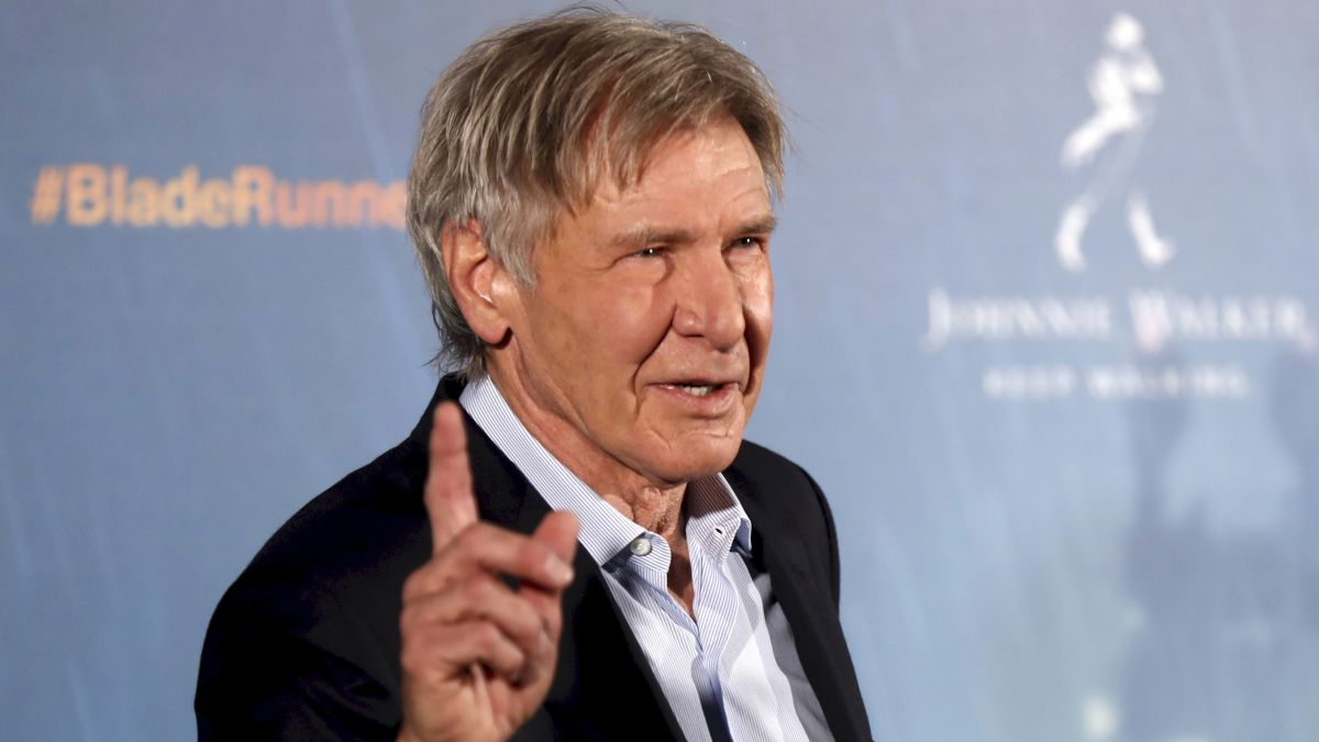 Harrison Ford ready for Indiana Jones after cycling 1600km at