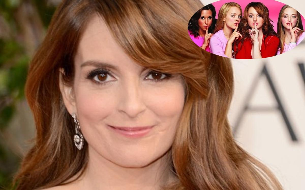 Heavy Girls Tina Fey was inspired by a book to