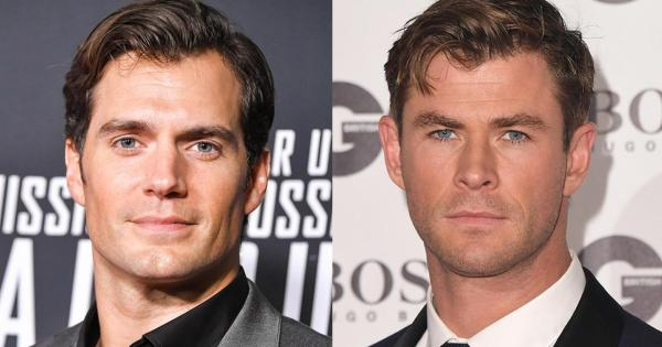 Henry Cavill and Chris Hemsworth would be fighting for the