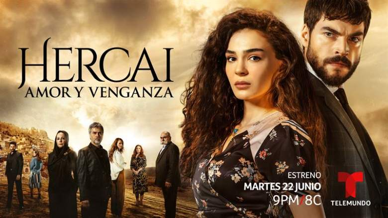Hercai Love and revenge premieres in June When Where