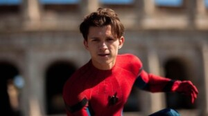 How did Tom Holland become Spiderman?