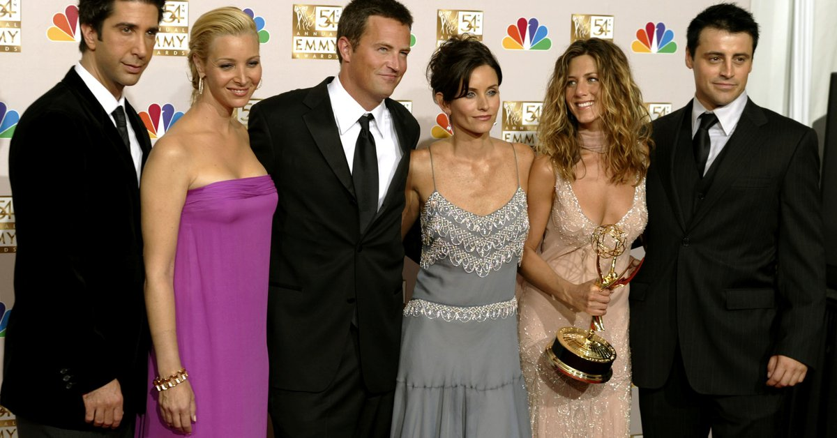 """How the stars of """"Friends"""" managed to win a million dollars per episode and the fortune that each one will receive for their long-awaited one-hour reunion"""