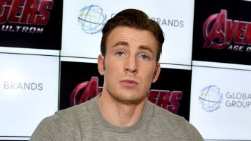 I got into a little fight Chris Evans shows the