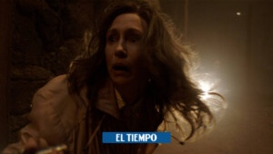 'I hope your hair stands on end': actress of 'The Conjuring 3'