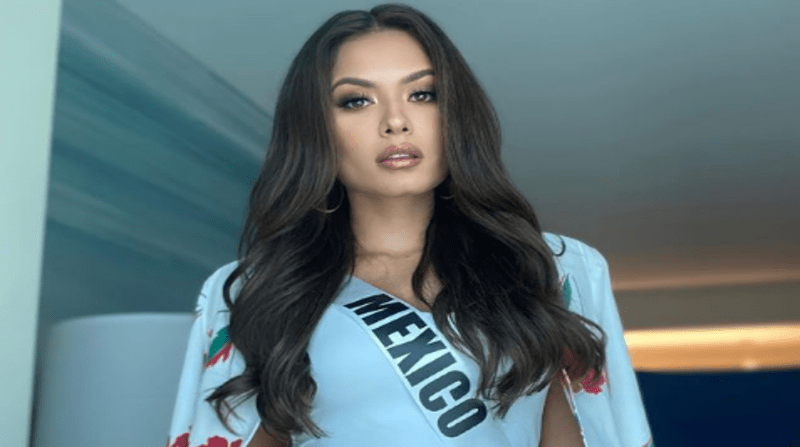 Is Miss Universe 2021 Andrea Meza the daughter of singer