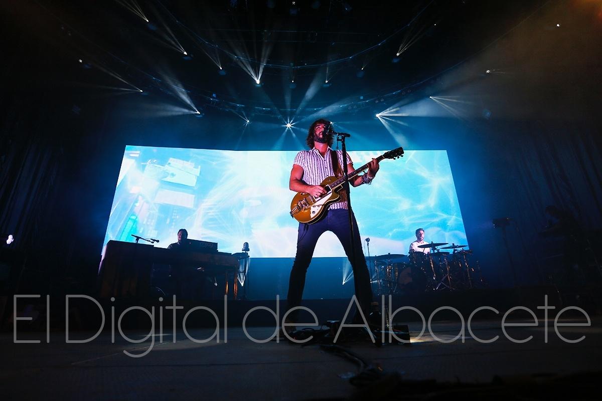 Izal announces concert in Albacete